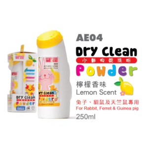 Toko Kelinci Bakpao Rabbit Alice AE04 Dry Clean Powder Lemon 250ml