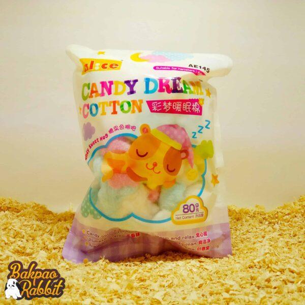 Toko Kelinci Bakpao Rabbit Alice Alice AE145 Candy Dream Cotton 80g