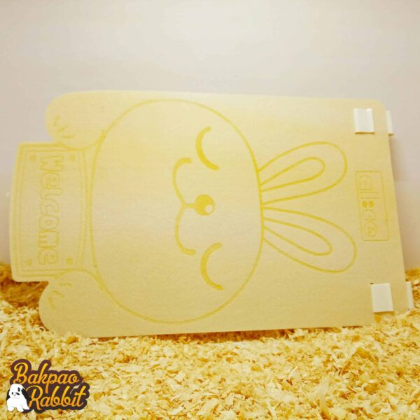 Toko Kelinci Bakpao Rabbit Alice AE150 Raddio Cage Door Mat