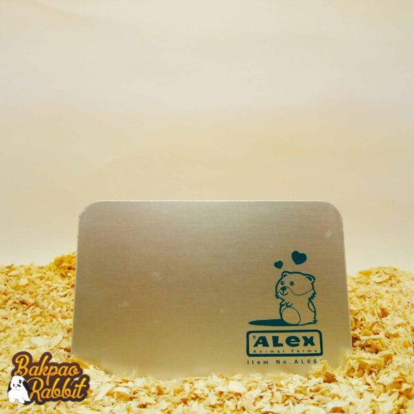 Toko Kelinci Bakpao Rabbit Alex AL060 Hamster Cool Plate