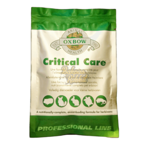 Toko Kelinci Bakpao Rabbit Oxbow Professional Line Critical Care 36g