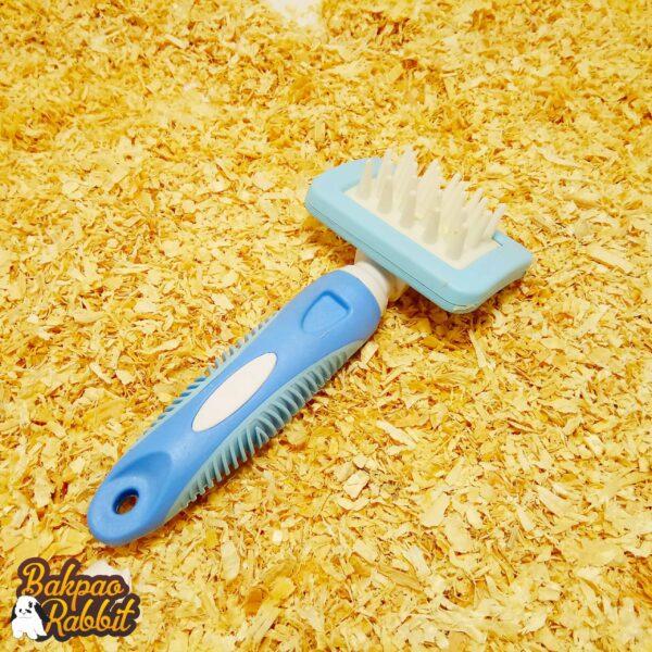 Toko Kelinci Bakpao Rabbit Jolly JP135 Massage Brush Blue