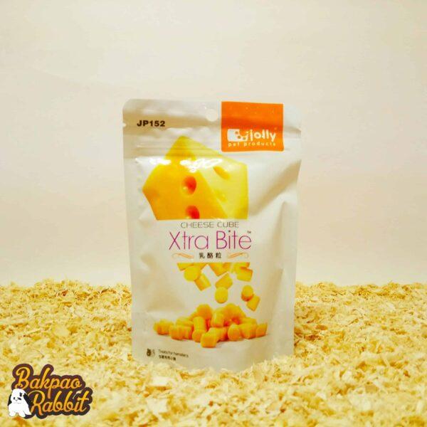 Jolly JP152 Xtra Bite Cheese Cube 100g