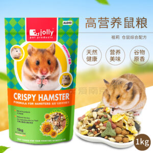 Toko Kelinci Bakpao Rabbit Jolly AL040 Crispy Hamster 1kg