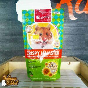 Toko Kelinci Bakpao Rabbit Jolly AL086 Crispy Hamster 500g