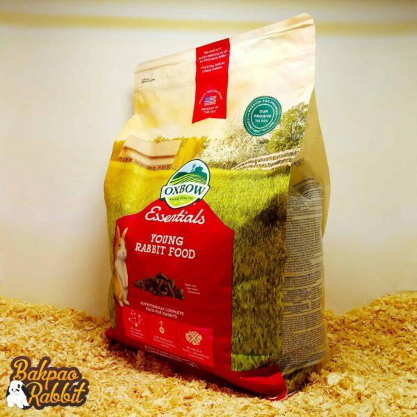 Toko Kelinci Bakpao Rabbit Oxbow Essentials Adult Rabbit Food 4.5kg